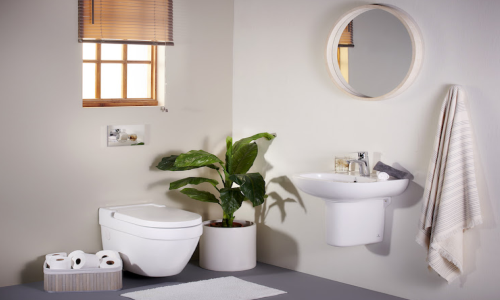 Cobra now offers the full bathroom solutions
